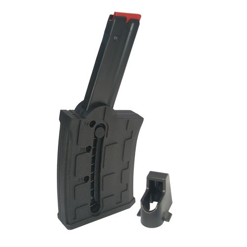 Mossberg® Tactical .22 LR 25-Round Magazine and Magazine Loading Cap