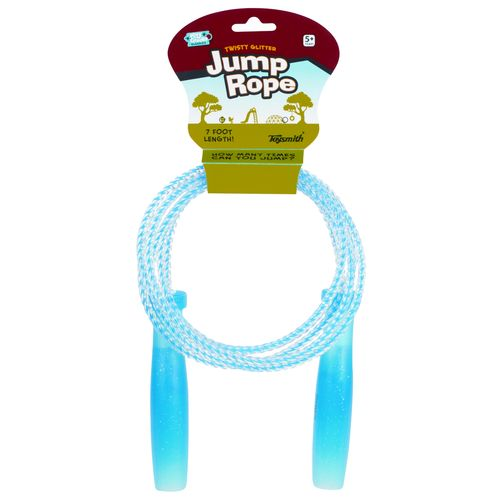 Image for Toysmith Playground Classics Twisty Glitter Jump Rope from Academy