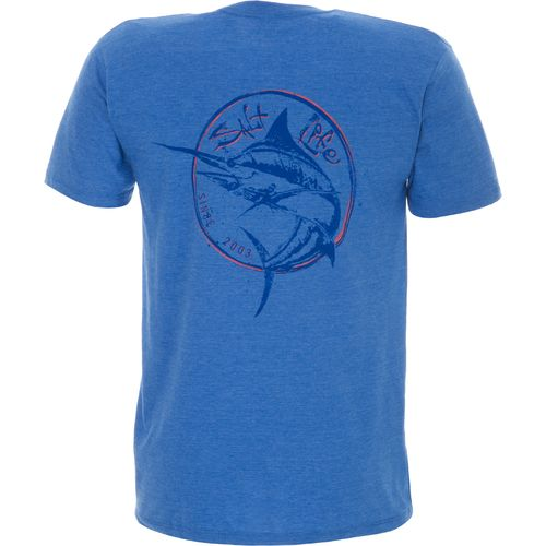 Salt Life Men s Stamped Marlin T-shirt