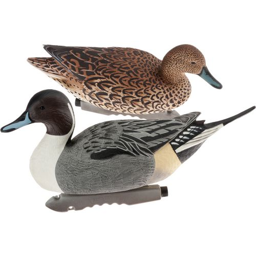 Game Winner  Carver s Edge Series 3-D Pintail Duck Decoys 6-Pack