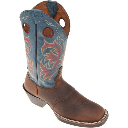 Justin Men's Punchy Stampede Boots - view number 2