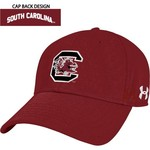 Under Armour™ Adults' University of South Carolina Basic Adjustable Cap