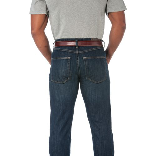 Magellan Outdoors Men's 5-Pocket Straight Fit Jean - view number 4