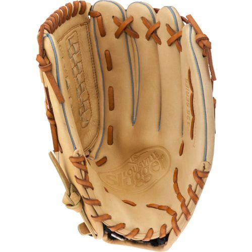 """Display product reviews for Louisville Slugger 125 Series 12.5"""" Baseball Glove"""