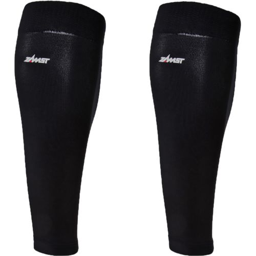 Zamst Adults' LC-1 Calf Compression Sleeves 2-Pack - view number 1