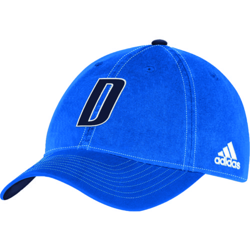 adidas™ Adults' Dallas Mavericks Slouch Adjustable Cap