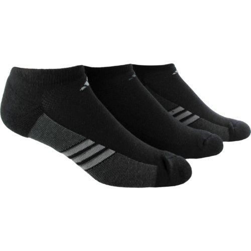 adidas™ Men's climacool® Superlite No-Show Socks 3-Pair