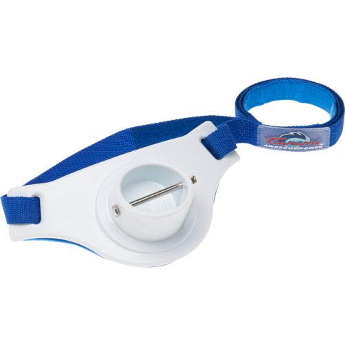 "Tsunami 9"" Cross Pin Cup Fighting Belt"
