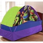 Nickelodeon Kid's Teenage Mutant Ninja Turtles Bed Tent