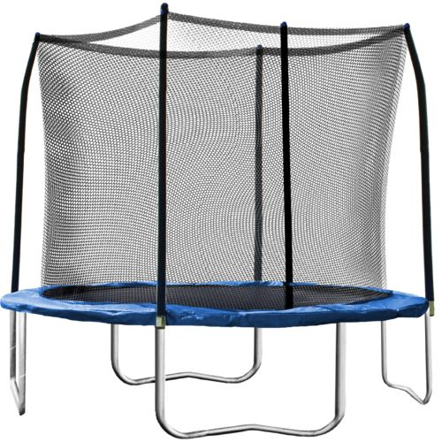 Trampoline Parts Retailers: Skywalker Trampolines 10' Round Trampoline With Enclosure