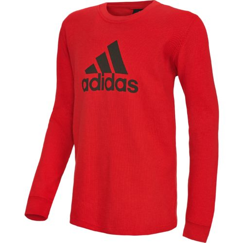 adidas Boys  Long Sleeve Thermal T-shirt