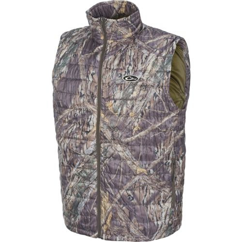 Drake Waterfowl Men's MST Synthetic Down Hunting Vest