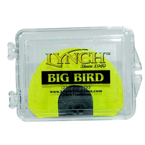 Lynch Big Bird Triple Reed Bat Wing DIA Turkey Call - view number 1