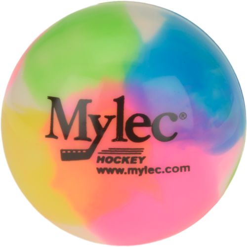 Mylec Kids' 305CZS Zetterberg Jet-Flo Hockey Stick and No-Bounce Ball Combo Pack - view number 1