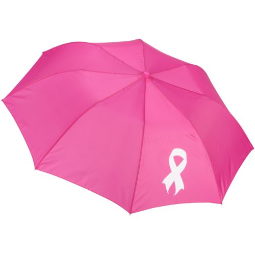 "Storm Duds Adults' Breast Cancer Awareness 42"" Auto Open Sport Umbrella"