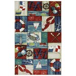 American Rug Craftsmen Escape N Is For Nautical Rug