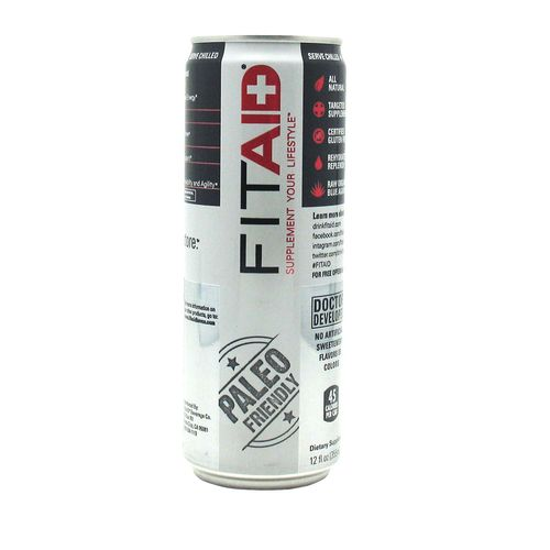 LifeAid Beverage Company FitAid Sports Supplement