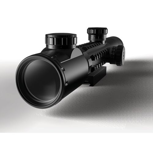 iProtec Railer 3 - 9 x 32 Illuminated Mil-Dot Scope - view number 5