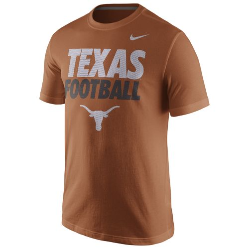 Nike™ Men's University of Texas Practice T-shirt
