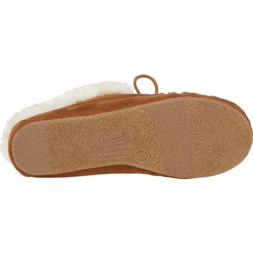 Austin Trading Co. Women's Ankle Moc Slippers - view number 5