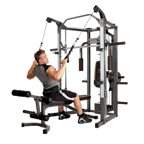 Marcy SM-4008 Smith Machine - view number 4
