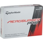 TaylorMade AEROBURNER™ Pro Golf Balls 12-Pack - view number 1