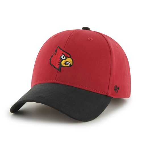 '47 Boys' University of Louisville Short Stack MVP Cleanup Cap - view number 1