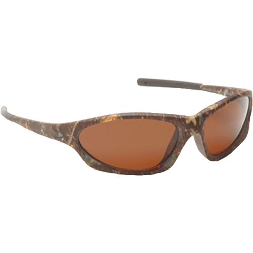 AES Optics Adults' Mossy Oak New Break-Up® Sniper Polarized Sunglasses