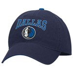 adidas Men's Dallas Mavericks Adjustable Slouch Cap
