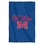 The Northwest Company University of Mississippi Sweatshirt Throw