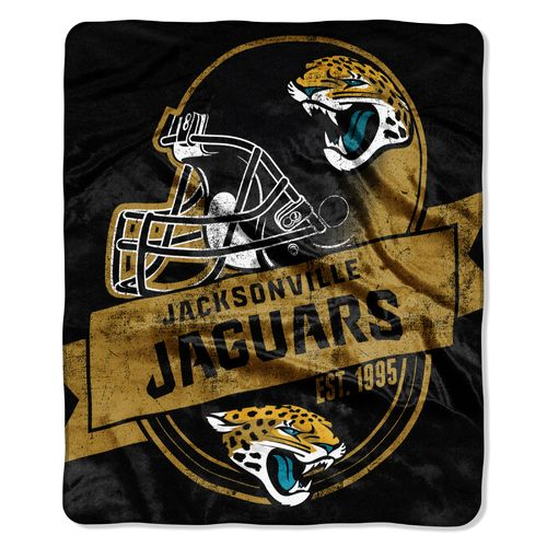 Display product reviews for The Northwest Company Jacksonville Jaguars Grandstand Raschel Throw