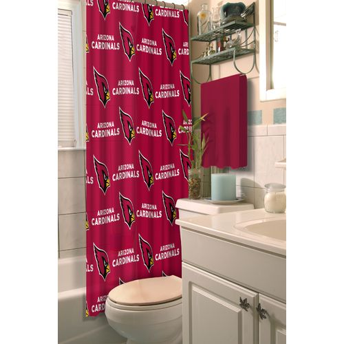 The Northwest Company Arizona Cardinals Shower Curtain