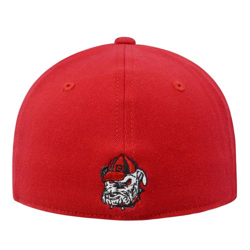 Top of the World Men's University of Georgia Premium Collection Memory Fit™ Cap - view number 2