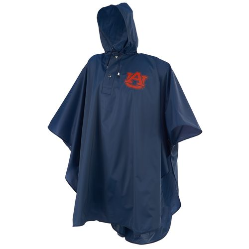 Storm Duds Men's Auburn University Heavy-Duty Rain Poncho - view number 1