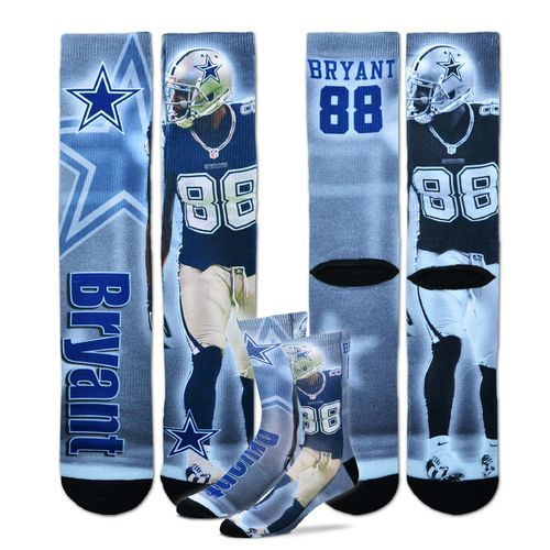 For Bare Feet Adults' Dallas Cowboys Dez Bryant