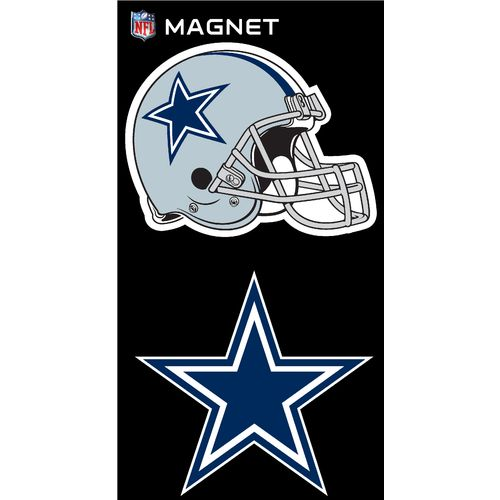 Stockdale Dallas Cowboys Helmet Magnet