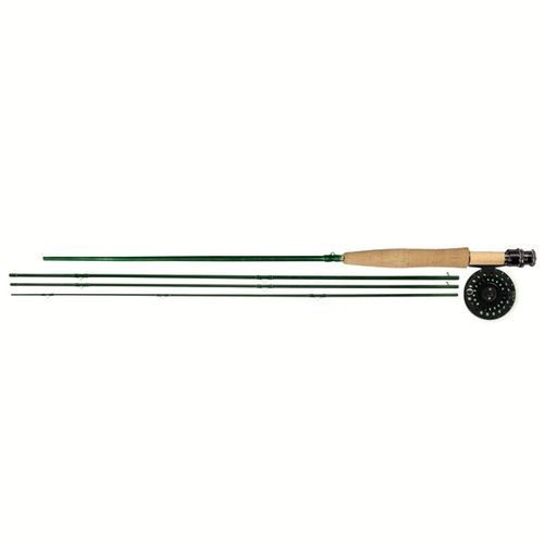 NEBO Quarrow Elite Trout 9' Fly Rod and Reel Combo - view number 1
