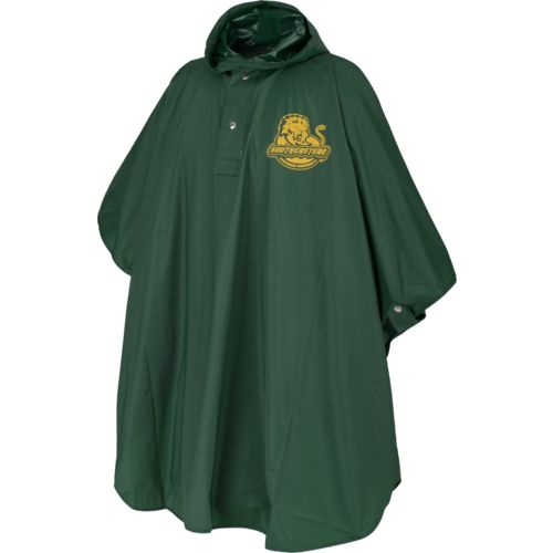 Storm Duds Men's Southeastern Louisiana University Heavy-Duty Rain Poncho - view number 1