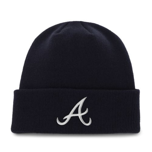 '47 Adults' Atlanta Braves Raised Cuff Knit Cap