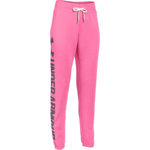 Under Armour® Women's Favorite Fleece Boyfriend Pant