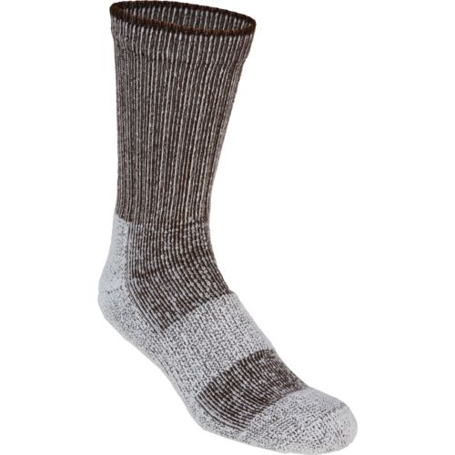 Magellan Outdoors™ Adults' Wick Dry® Euro Crew Socks