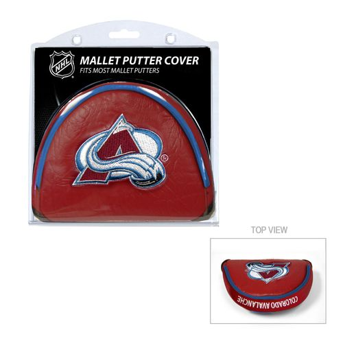 Team Golf Colorado Avalanche Mallet Putter Cover - view number 1