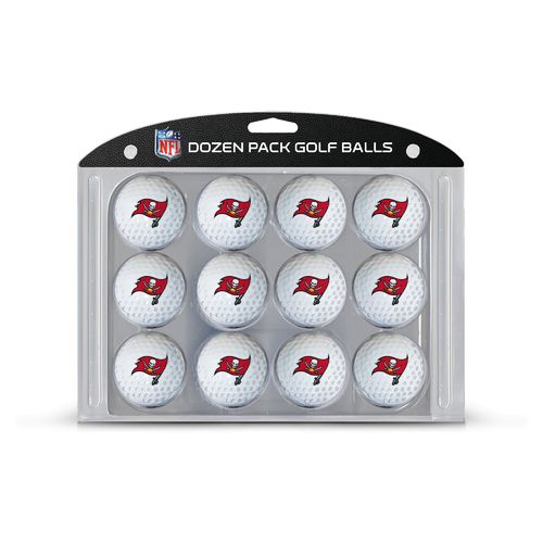 Team Golf Tampa Bay Buccaneers Golf Balls 12-Pack