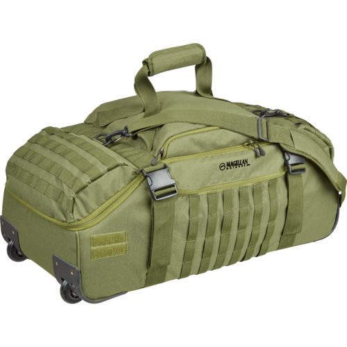 Magellan Outdoors™ Tactical Rolling Duffel Bag