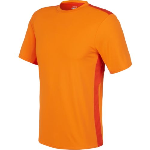 BCG™ Men's Tech Mesh Pieced Short Sleeve Crew Neck T-shirt