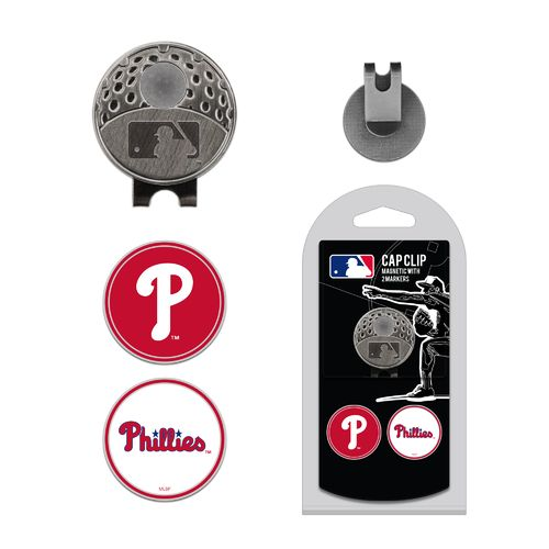 Team Golf Philadelphia Phillies Marker Cap Clip - view number 1