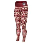 NCAA Women's Florida State University Aztec Print Legging