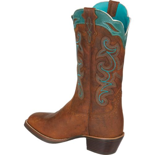 Justin Women's Silver Collection Western Boots - view number 3