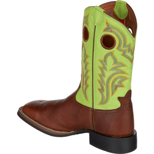 Tony Lama Men's Mustang 3R Western Boots - view number 3