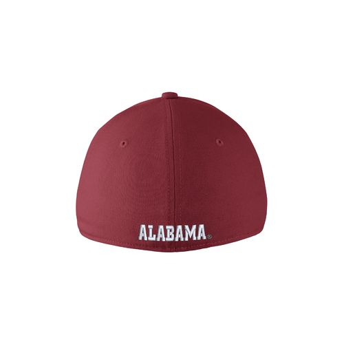 Nike™ Adults' University of Alabama Swoosh Flex Cap - view number 2